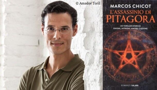 Marcos chicot l'assassinio di Pitagora thriller storico romanzo crotone