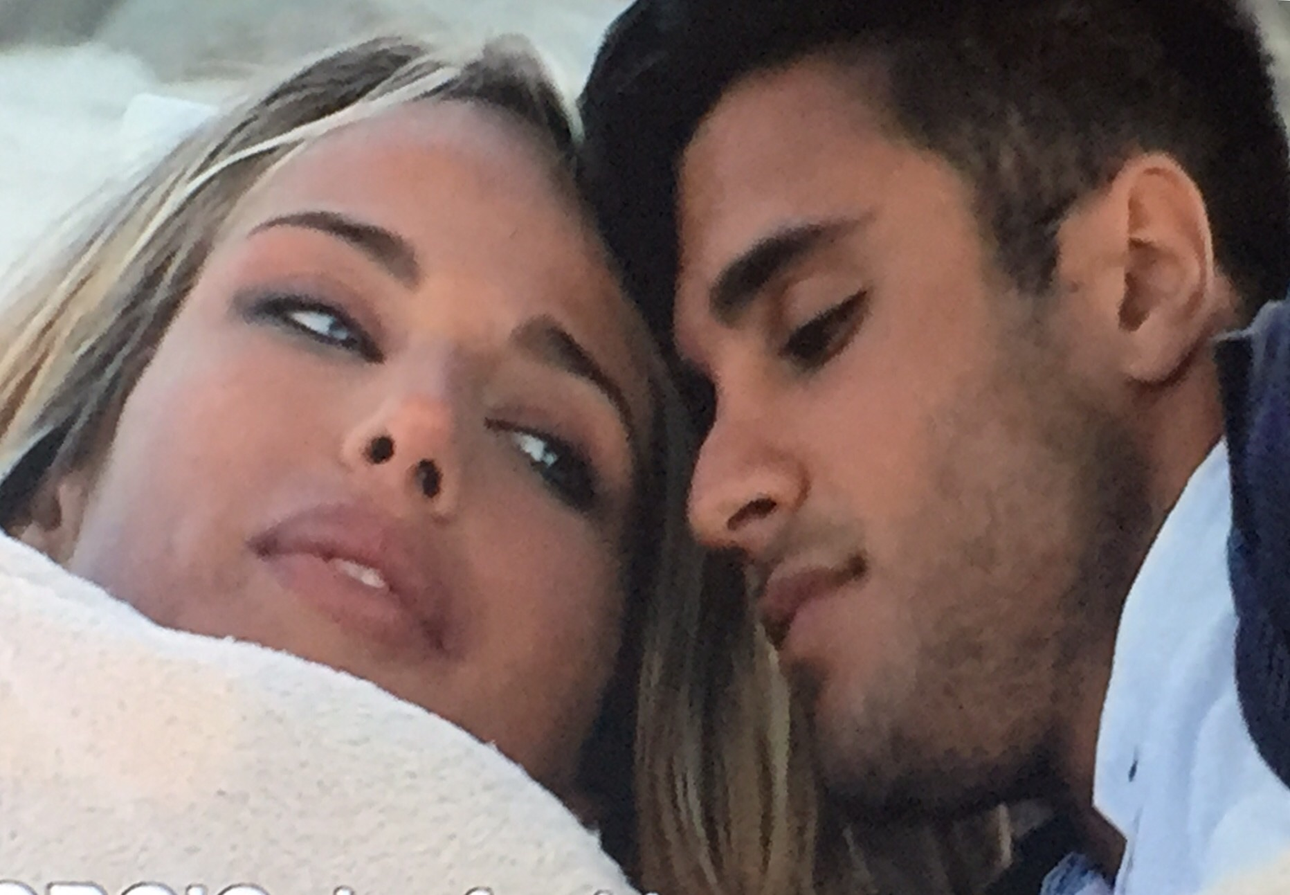 Giorgio e Aurora non stanno più insieme