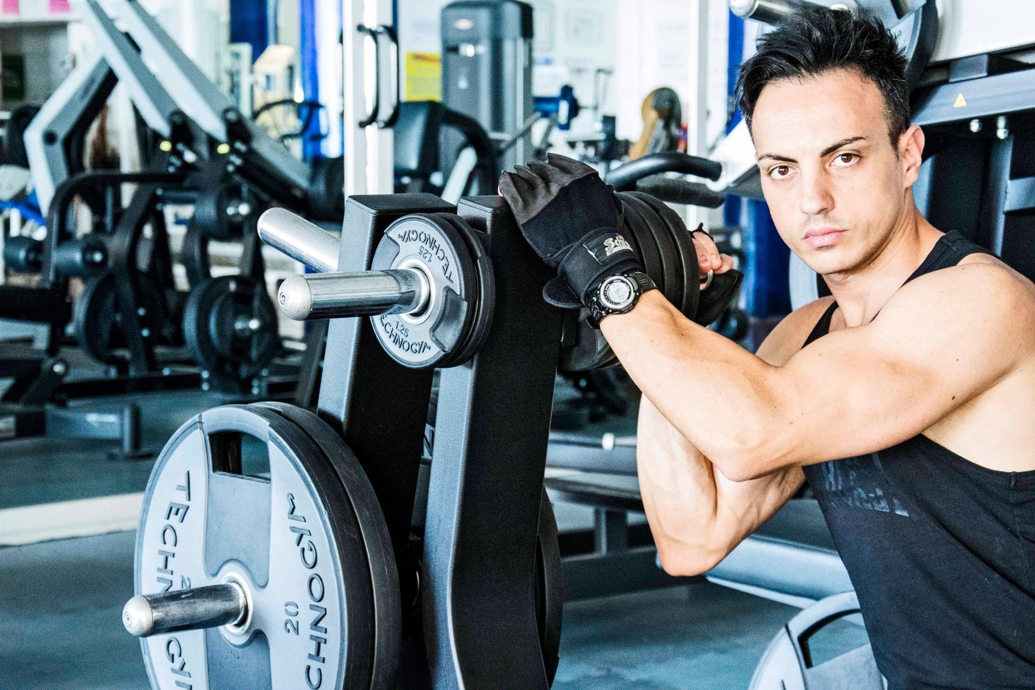 Luigi personal trainer fitness rubrica tutto fitness