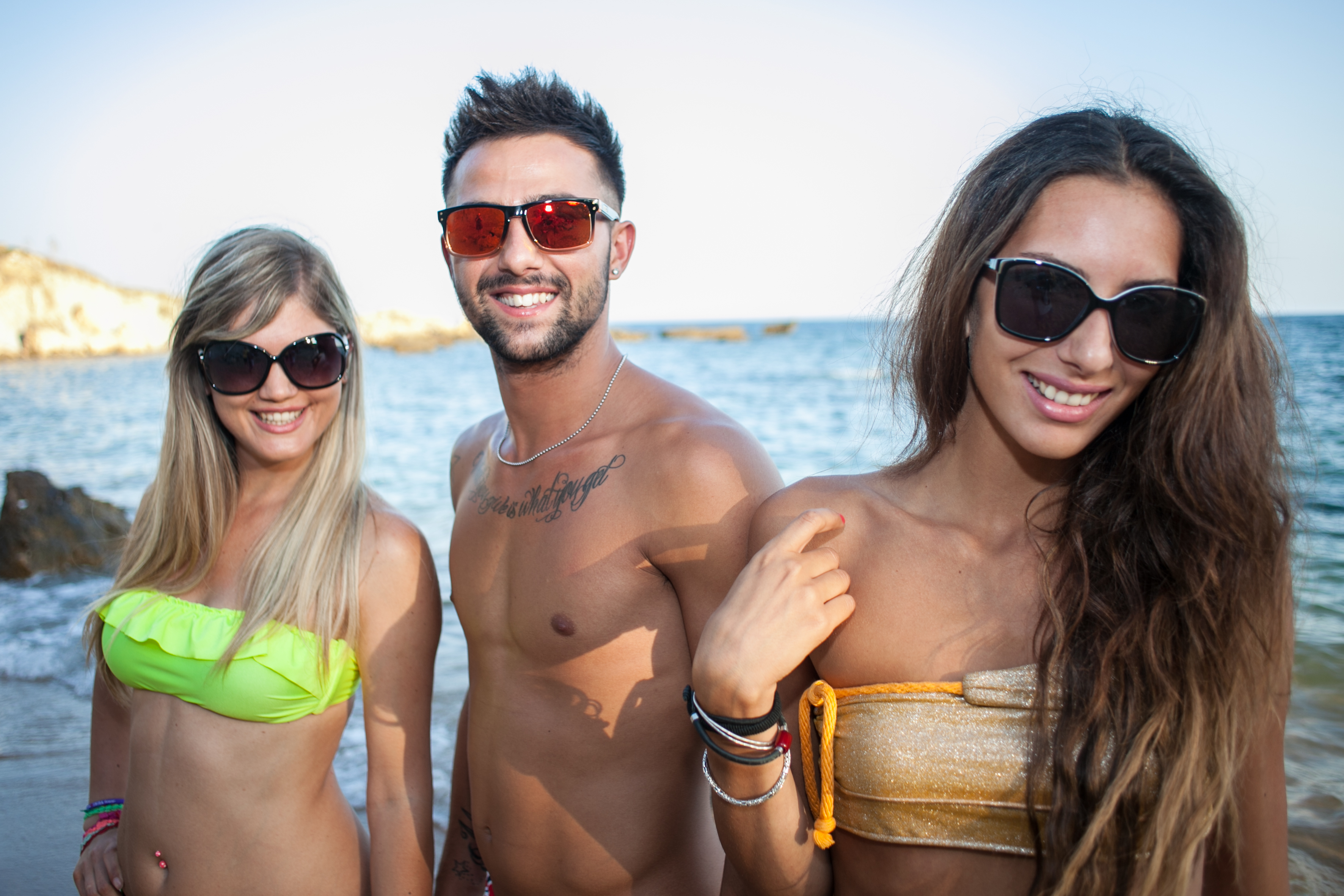 baina mundaka optik shooting 2014/15 occhiali da sole eyewear capocolonna crotone mare sole