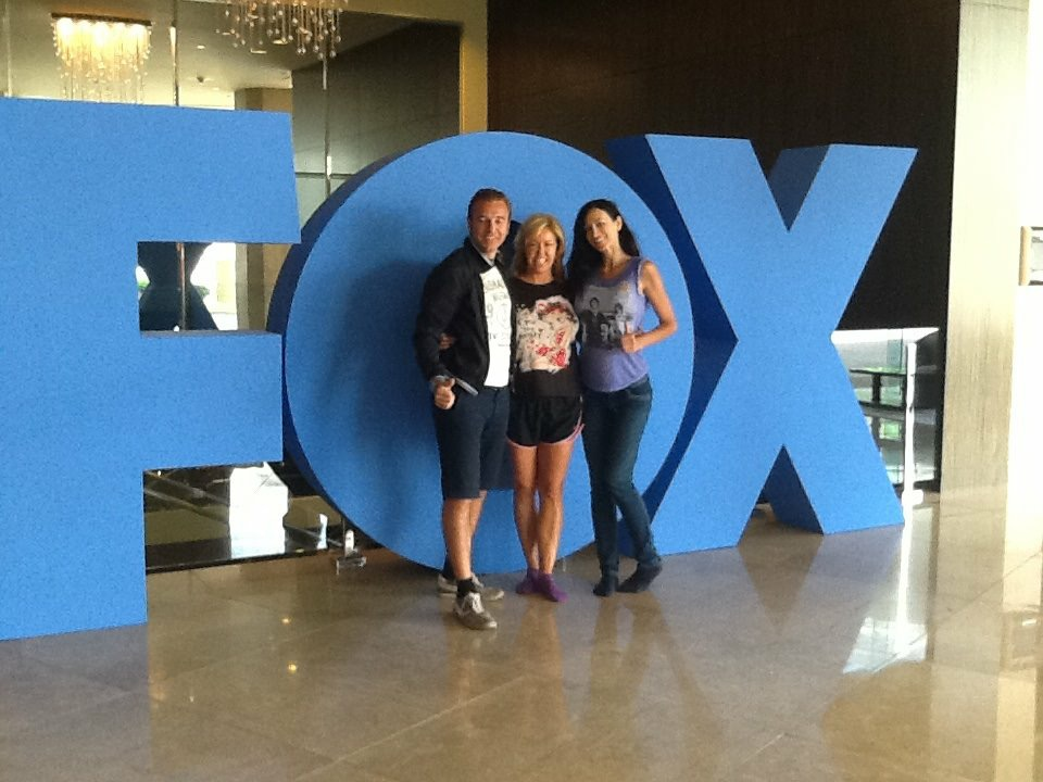 Fox TV Andrea Carollo Mary Murphy so you think you can dance