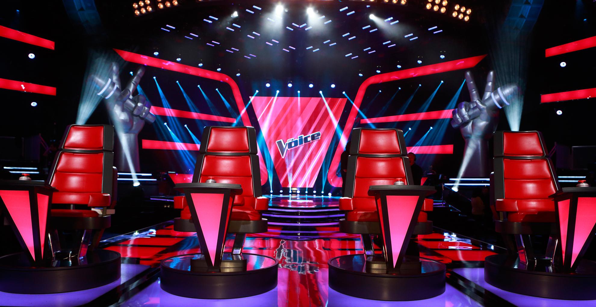 The Voice talent show Rai 2 marzo 2016 fabio curto Raffaella carra' dolcenera emise killa max pezzali Sanremo 2016