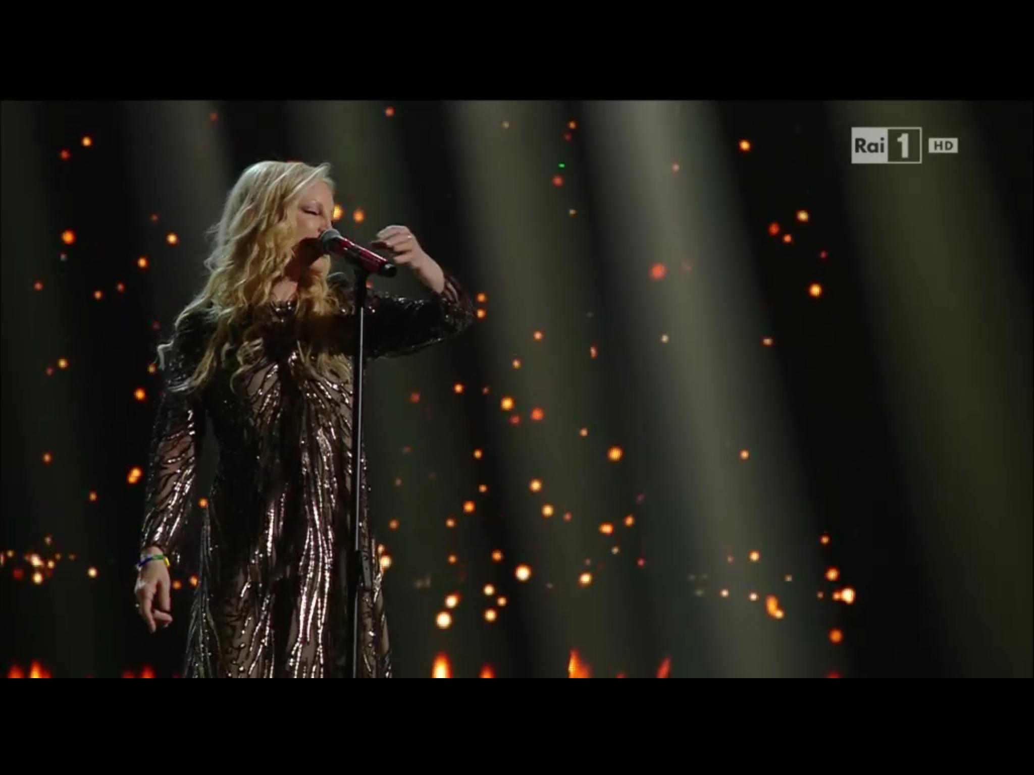 Patty pravo cieli immensi Sanremo 2016 premio della critica mia Martini