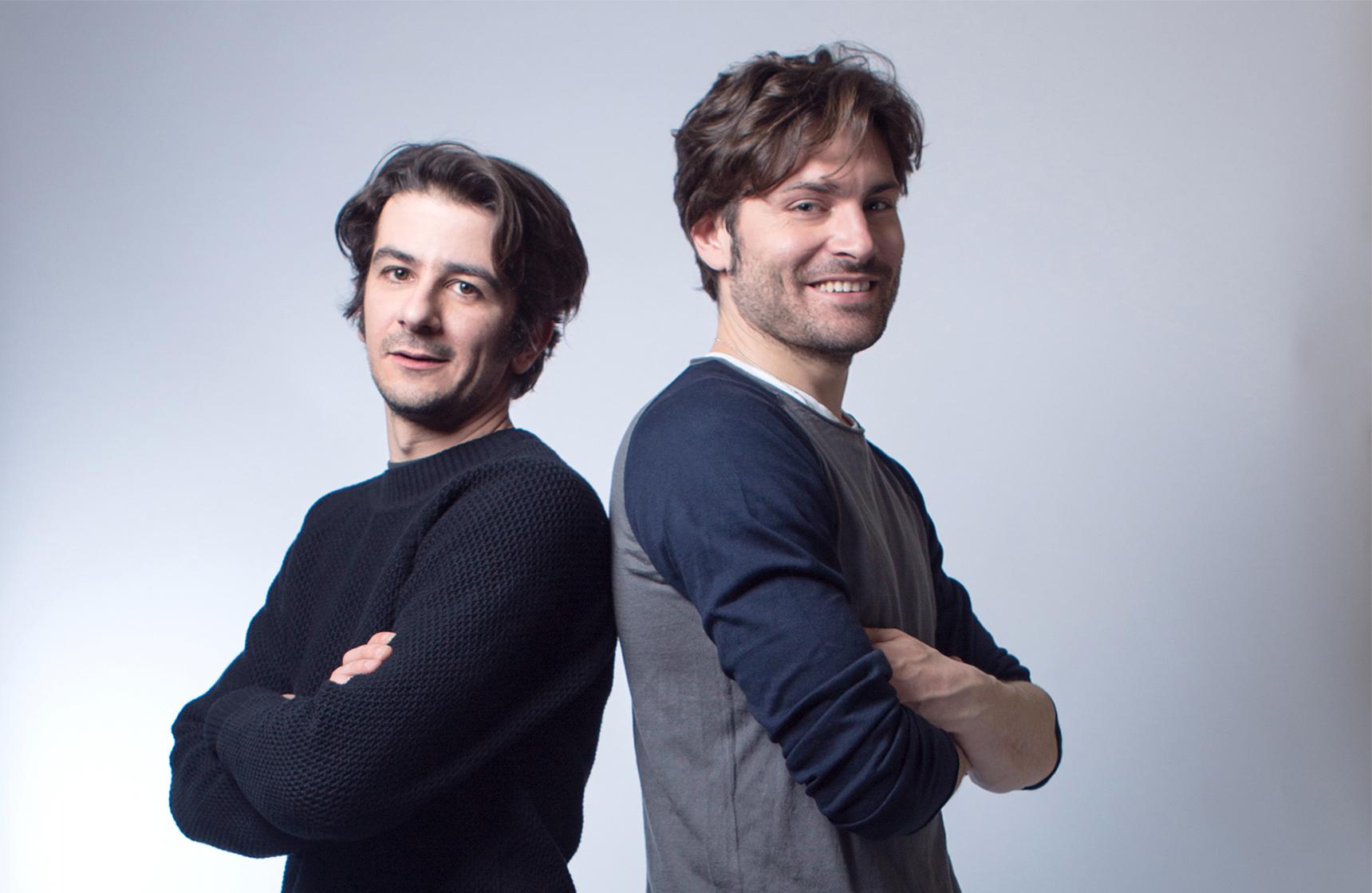 RAI 2. Mercoledì 23 marzo START! con Francesco Mandelli Federico Russo
