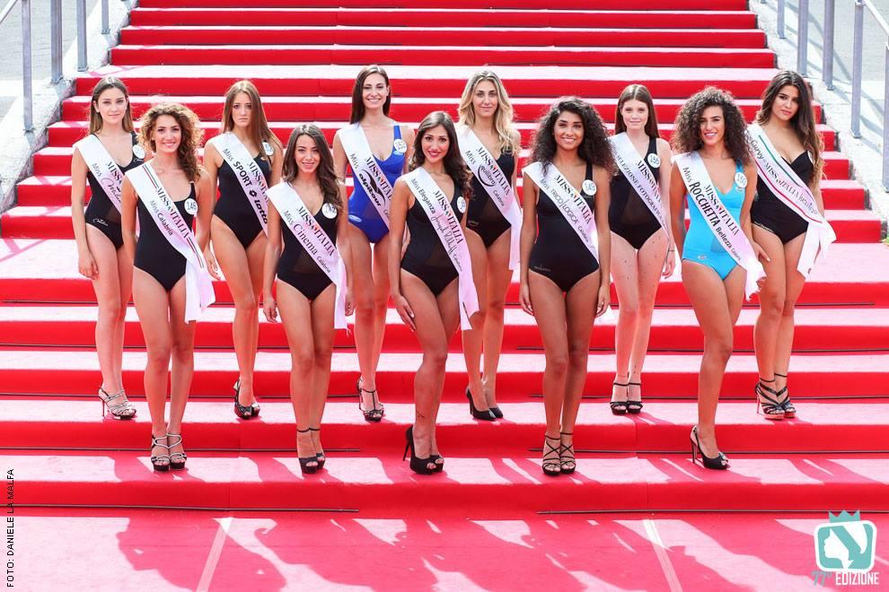Miss Italia: Le prefinaliste della Calabria