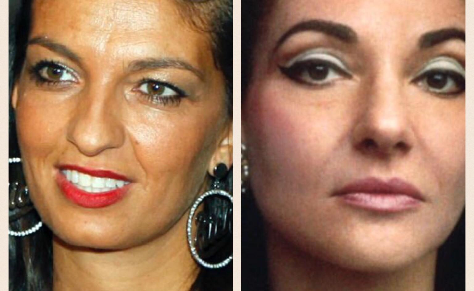 Moda fashion canto lirico soprano Maria callas Alessandra Moschillo