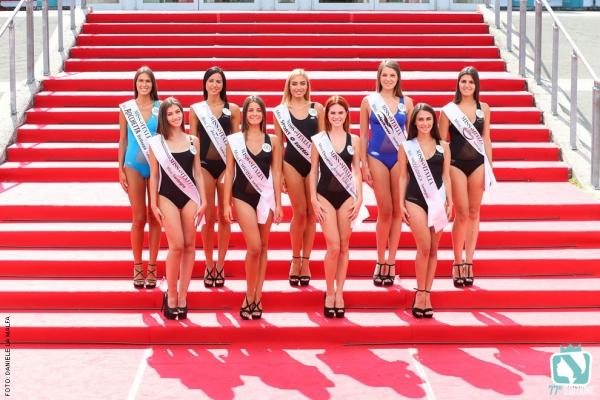 Miss Italia: le prefinaliste della Sardegna