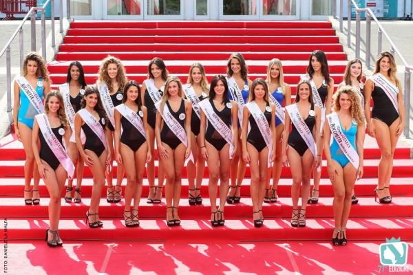 Miss Italia: le prefinaliste della Sicilia