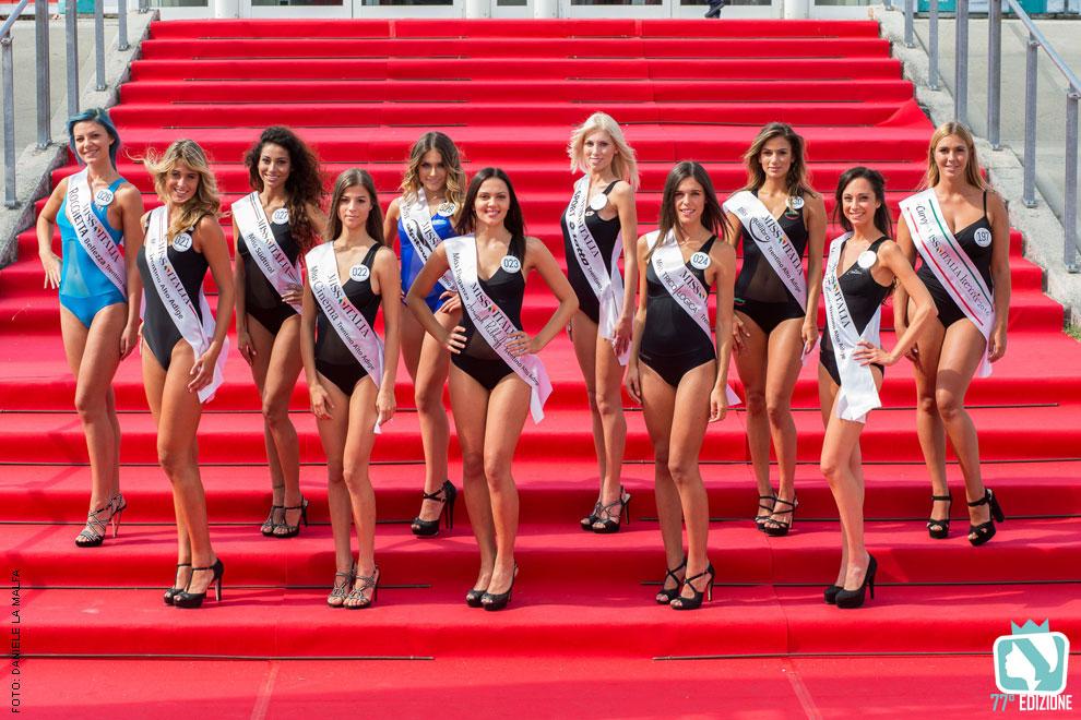 Miss Italia: le prefinaliste del Trentino Alto Adige