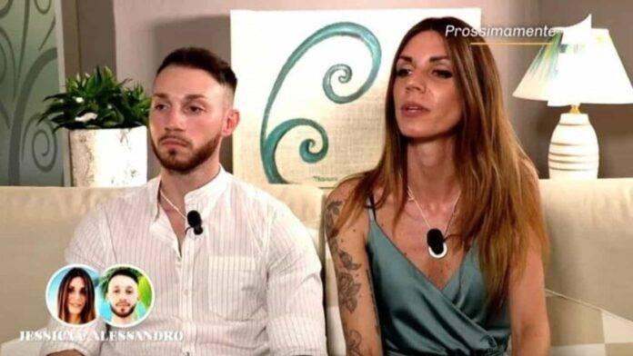 Jessica e Alessandro