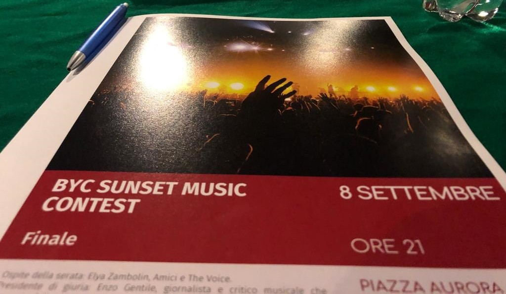 Byc Sunset Music Contest
